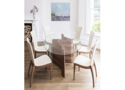 Serpent_dining_table_sasha_chairs_tom_schneider_curved_furniture