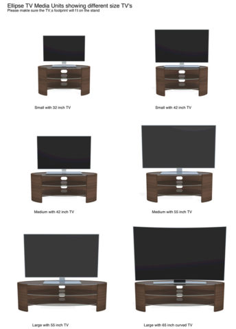 Ellipse_tv_units_different_TV's