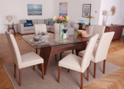 Charlotte_dining_glass_top_Joyce_chairs_Living_by_Tom_Schneider