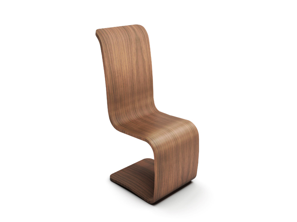 Curl_Dining_Chair_tom_schneider_curved_furniture 2