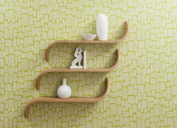 Drift Shelves set of 3