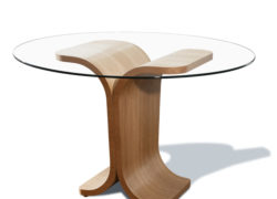 Drift dining Table Small Round
