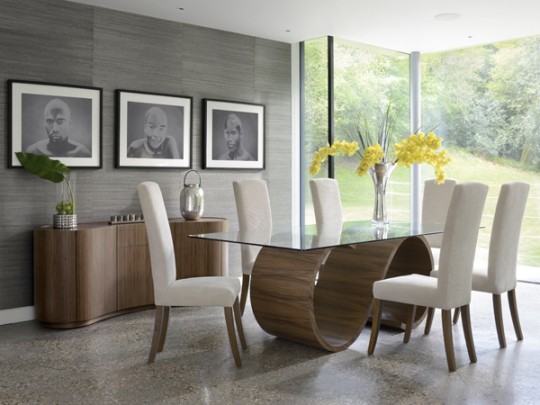 Modern Approaches To Dining Room Sideboards  Homedit