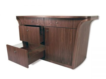 T-Shaped Sideboard