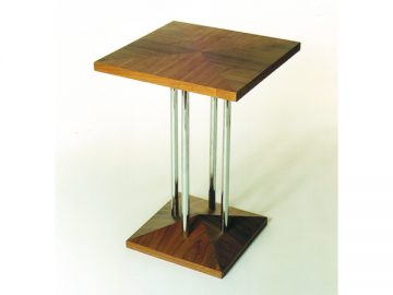 Pyramid Lamp Table