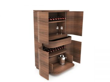 Bespoke Drinks Cabinet