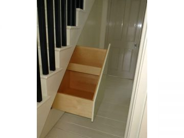 Under-stairs Cupboards & Drawers