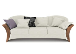 Caress sofa, 3 seat