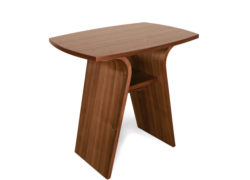 Charlotte lamp Wooden top