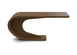 Crest Console Table