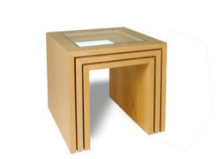 Cube Nest of tables