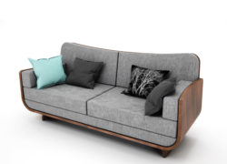 Curl 2 Seater Sofa