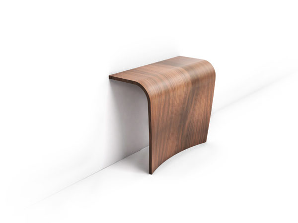 Curl Console Table