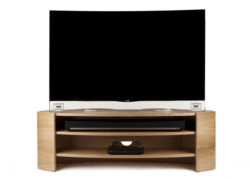 Elliptic TV Media Table. New condition