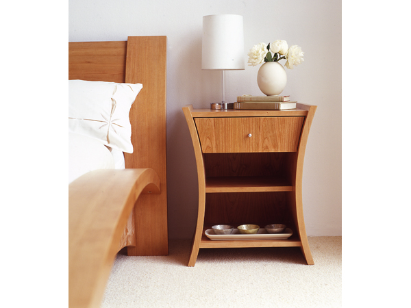 Embrace Bedside Table