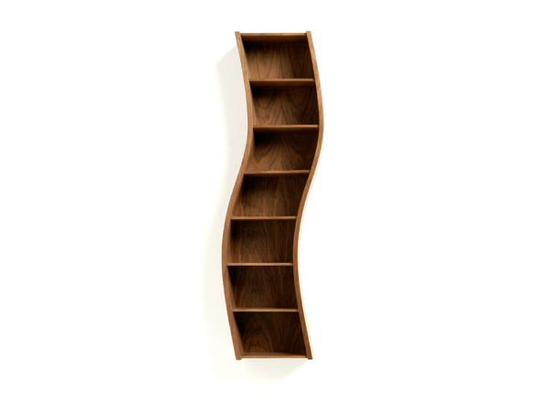 Slinky CD/DVD Shelves