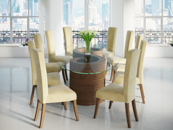 Whirl Double Dining Tables