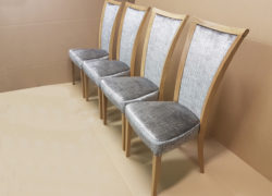 4 x Embrace Dining Chairs. New condition