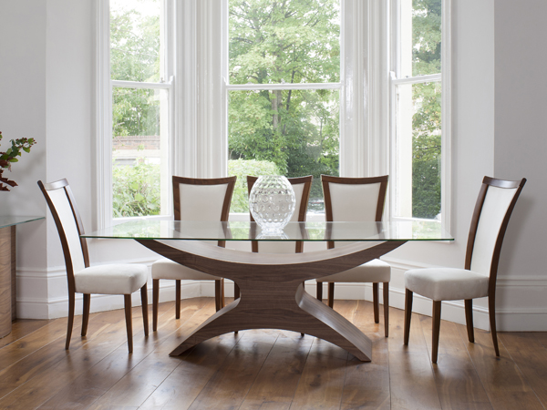 Atlas Dining Table + 4, 6, 8 or 10 FREE Chairs