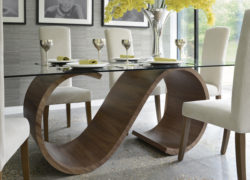 Swirl Dining Table Large