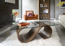 Swirl Coffee Table