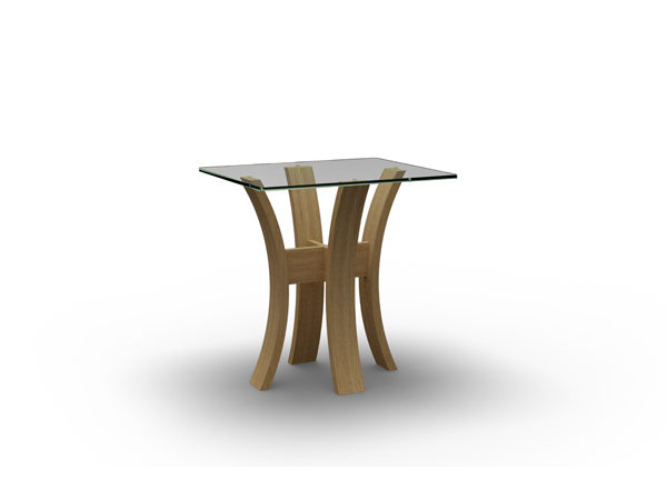 Sienna Lamp Table